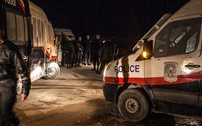 Vol de 109.000 DT à la Cité Intilaka : Quatre braqueurs en détention