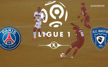 PSG-Bastia: match en streaming