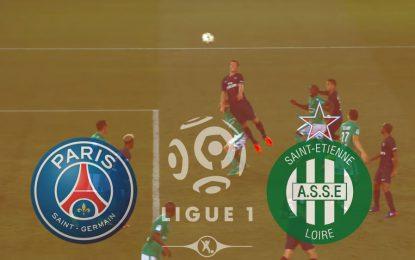 PSG-St Etienne: match en streaming