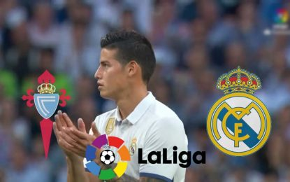 Real Madrid-Celta Vigo: match en streaming