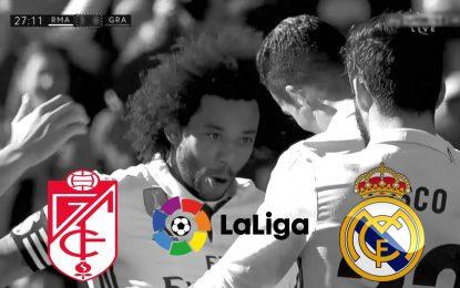 Real Madrid-Grenade: match en streaming