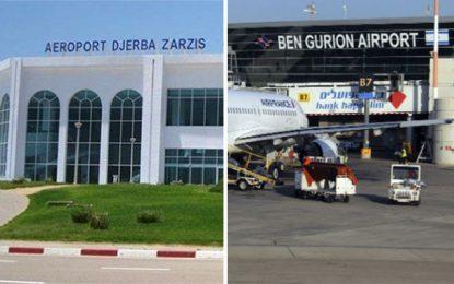 Bloc-notes : Pour une ligne aérienne Djerba-Tel Aviv