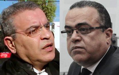Hatem El Euchi au secours de son collègue Ahmed Rahmouni
