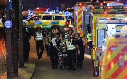 Six morts dans une double attaque terroriste à Londres