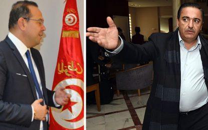 Ben Gharbia explique la raison de sa visite à Jarraya