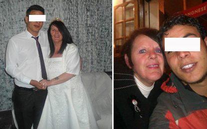 Angleterre : Hamma (21 ans) spolie Michelle (54 ans) et la quitte