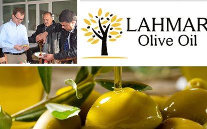 De l'huile d'olive tunisienne embouteillée au Canada