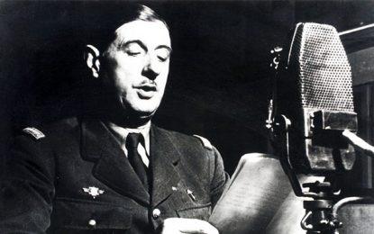 Histoire-De Gaulle et l'appel du 18 juin : L'officier félon devenu héros