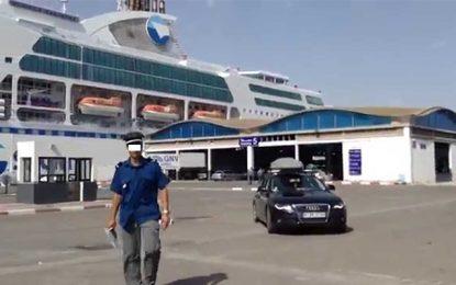 Port de la Goulette : Une dame accuse un douanier de racket