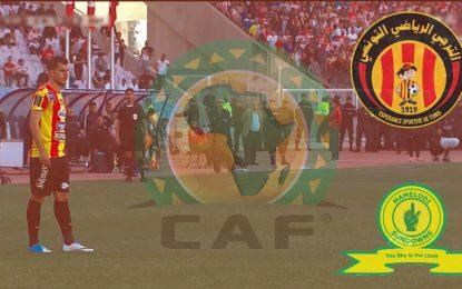 EST-Sundowns: CAF en streaming