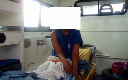 Prise en charge de l'handicapée retrouvée nue dans une écurie
