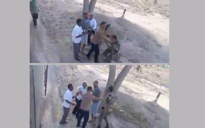 Gabès : Un chauffeur de bus agresse un soldat