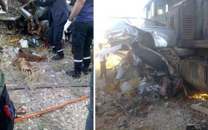 Gabès : Un homme décède dans un accident de train