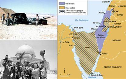 La guerre des Six jours : Six jours de guerre, 50 ans d'occupation