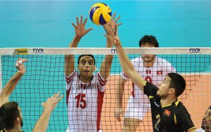 Ligue mondiale de volleyball : Deux victoires pour la Tunisie