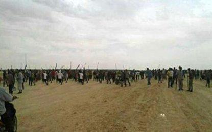 Affrontements à Kébili : 67 blessés dont un grave