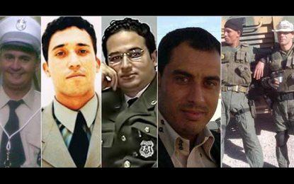 Leila Toubel rend hommage aux martyrs de Sidi Ali Ben Aoun