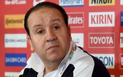 Football-Sélection Tunisie : Nabil Maaloul s'inquiète