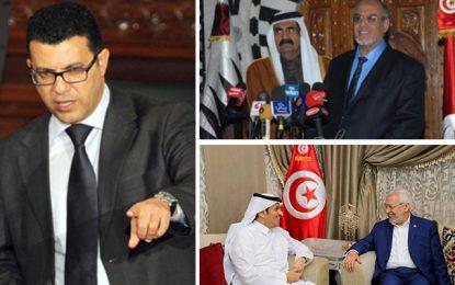 Rahoui : L'argent qatari transféré via la BH est une goutte dans la mer
