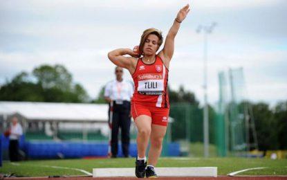 Dubaï : L'or et le record mondial pour la para-athlète Raoua Tlili
