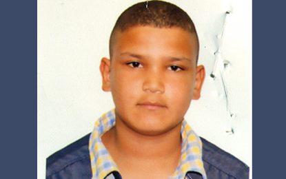 Appel à témoin : Rayan (14 ans) disparu à Mellassine