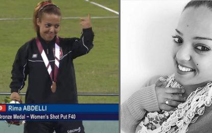 Discrimination : La championne paralympique Rima Abdelli appelle à l'aide