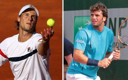Roland-Garros : Jaziri au 2e tour du double messieurs