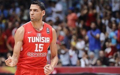 Championnat d'Afrique de basketball : Salah Mejri n'y sera pas
