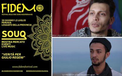 Homosexualité : Un film de Shams au Fidem (Italie)
