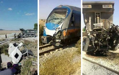 Siliana : Décès d'un homme dans un accident de train