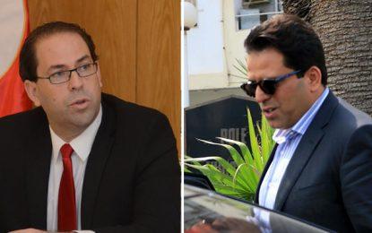Tunisie : Nidaa soutient la plainte de Slim Riahi contre Youssef Chahed