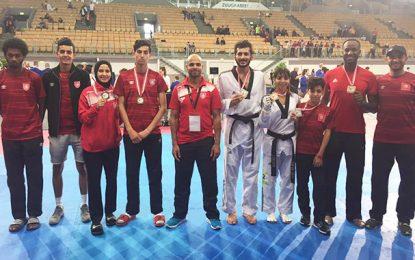 Taekwondo : La Tunisie remporte 5 médailles à l'Open d'Autriche