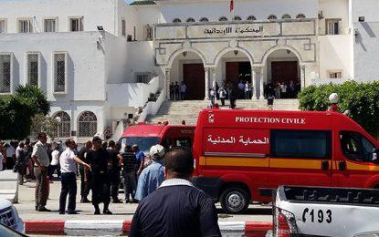 Un homme met le feu à son corps devant le tribunal de Ben Arous