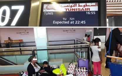 Tunisair : Le vol Paris-Tunis en retard de 6 heures
