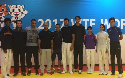 Taekwondo : La Tunisie aux championnats du monde de Corée du Sud
