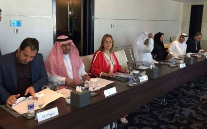 Zeida Doghri élue à la vice-présidence de l'Union arabe d'escrime
