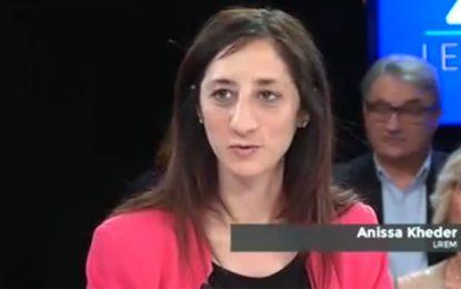 La Franco-tunisienne Khedher fait son entrée au parlement français