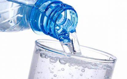 Béja : De l'eau minérale en bouteilles contaminée !
