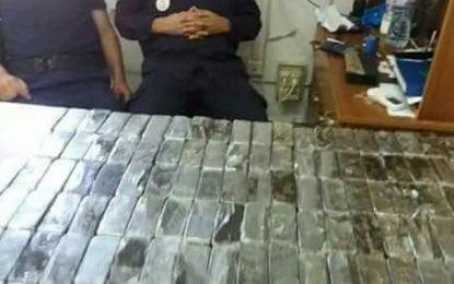 Trafic de drogue à Ras Jedir : Un Libyen et un Tunisien mis en détention