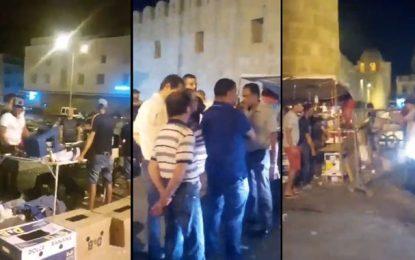 Après Tunis, campagne contre l'étalage anarchique à Sousse