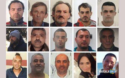 Réseau criminel tuniso-italien : Liste des interpellés