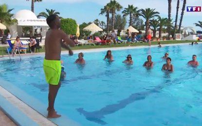 TF1 : Retour des touristes français en Tunisie