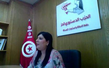 Moussi : Ennadha est financé par le Qatar et nous avons les preuves