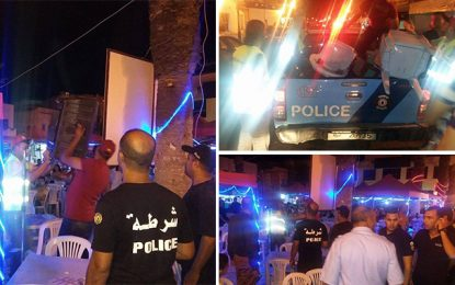 Banlieue nord de Tunis : Les trottoirs rendus aux piétions