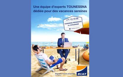 La Biat prend soin des Tunisiens résidents à l'étranger