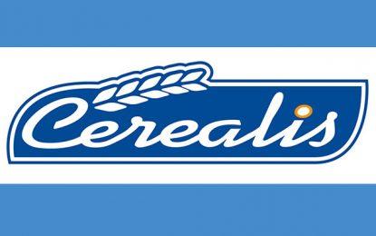 Cerealis : Revenus en hausse de 24,83% (1e semestre 2017)