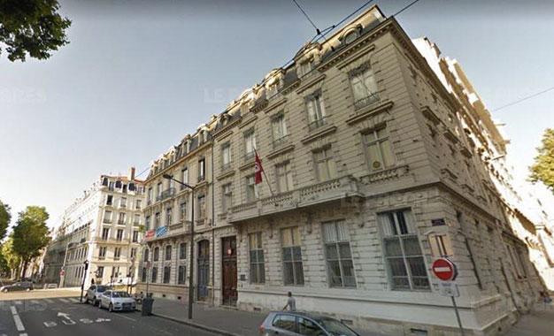 Passeports vierges et tampon dérobés au consulat de Tunisie à Lyon