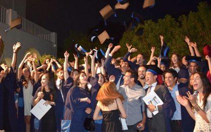 Nouvelle promotion de l'université Dauphine I Tunis