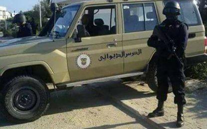 Tunisie : Arrestation d'un Libyen armé à Dhehiba