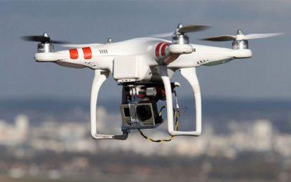Saisie d'un drone à Ksar Helal